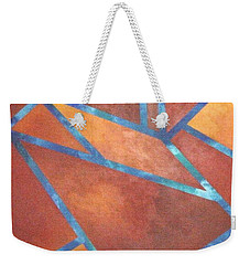 Fire From The Sky Weekender Tote Bag