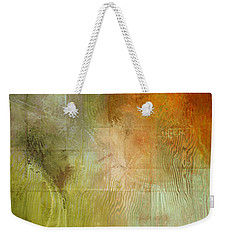 Fire On The Mountain - Abstract Art Weekender Tote Bag