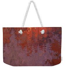 Fire Storm Weekender Tote Bag