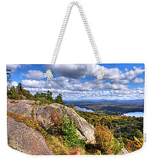 Fire Tower On Bald Mountain Weekender Tote Bag