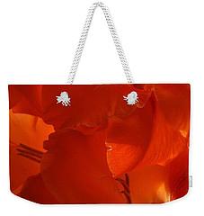 Fire Whispers Weekender Tote Bag