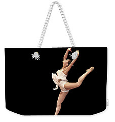Firebird Ballet Position Weekender Tote Bag