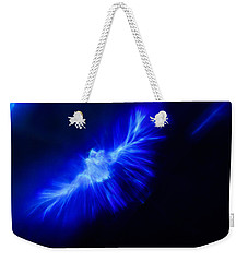 Weekender Tote Bag featuring the photograph Firebird by Greg Collins
