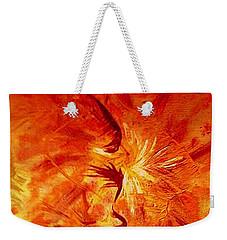 Firebrand Weekender Tote Bag