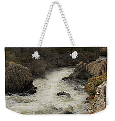 Firehole River Cascade Weekender Tote Bag
