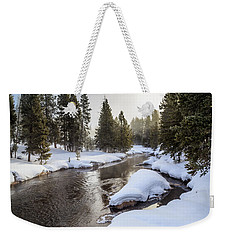 Firehole River Weekender Tote Bag