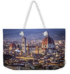 Firenze E Il Duomo Weekender Tote Bag