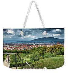 Firenze From The Boboli Gardens Weekender Tote Bag