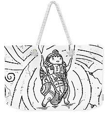 Firestarter Weekender Tote Bag