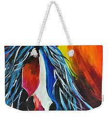 Firework Weekender Tote Bag