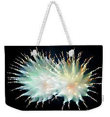 Firework Twin Weekender Tote Bag