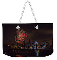 Fireworks, 2018 Weekender Tote Bag