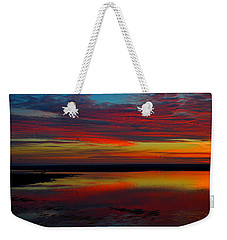 Fireworks From Nature Weekender Tote Bag