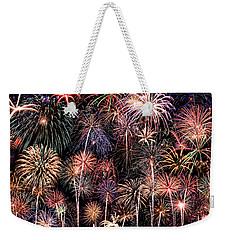 Fireworks Spectacular II Weekender Tote Bag