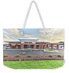 First Bank 4 Weekender Tote Bag