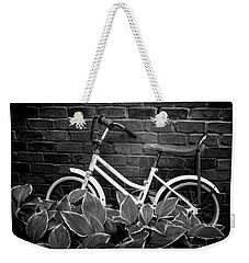 First Bicycle Weekender Tote Bag
