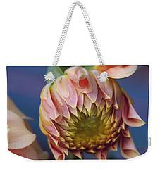 First Bloom Weekender Tote Bag by Patricia Strand