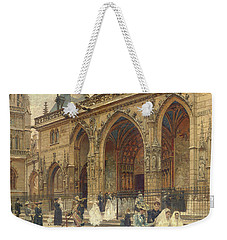 First Communion Weekender Tote Bag