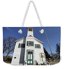 First Congragational Church In New Village Weekender Tote Bag
