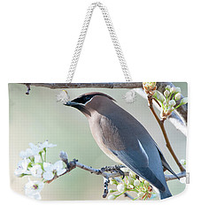 First Day Of Spring Weekender Tote Bag