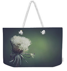 Weekender Tote Bag featuring the photograph First Dream by Shane Holsclaw