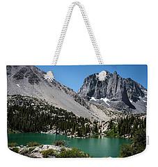 First Lake Afternoon Weekender Tote Bag