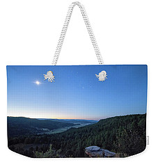 First Light At Salt Creek Weekender Tote Bag