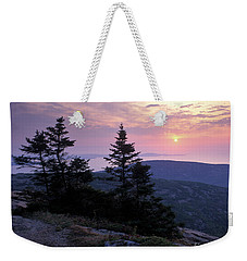 First Light - Fm000127 Weekender Tote Bag