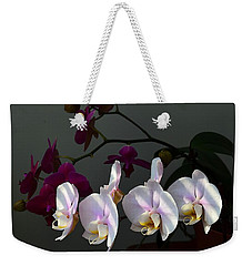 First Light Weekender Tote Bag by Kathy Eickenberg