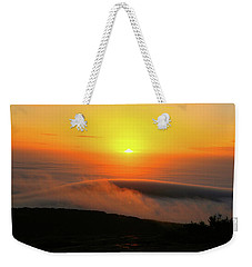 First Light Weekender Tote Bag