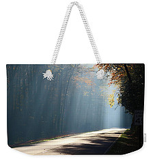 First Light Weekender Tote Bag