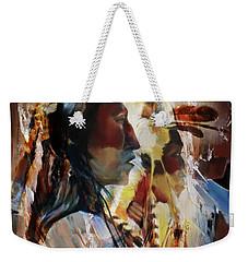 First Nation 67yu Weekender Tote Bag