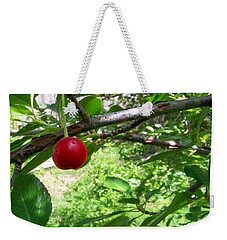 First Of The Season Weekender Tote Bag