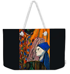First Oil Pastel Weekender Tote Bag