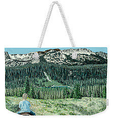First Ride Weekender Tote Bag