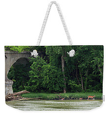 First River Adventure 7282 Weekender Tote Bag
