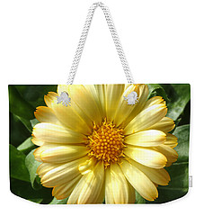 First Sign Of Summer Weekender Tote Bag