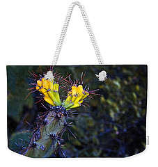 First Signs Of Spring On The Sonoran Desert Weekender Tote Bag