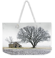 Winter's Approach Weekender Tote Bag by Christopher McKenzie