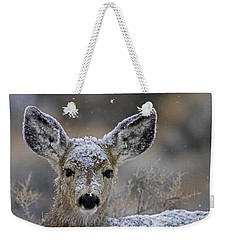 First Winter-signed Weekender Tote Bag