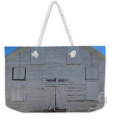 Fischer Dance Hall Weekender Tote Bag