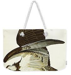 Fish Hawk Weekender Tote Bag