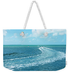 Fish Hunter - Keys Weekender Tote Bag