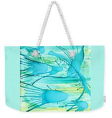 Fish N Shrimp Weekender Tote Bag