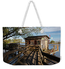 Fish Shack Weekender Tote Bag