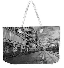Fisher Body In Black And White  Weekender Tote Bag