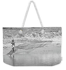 Fisherman On The Lower Ganges Weekender Tote Bag