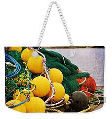 Fisherman's Net Weekender Tote Bag
