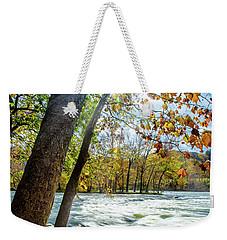 Fisherman's Paradise Weekender Tote Bag