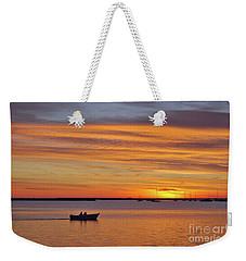 Fisherman's Return Weekender Tote Bag
